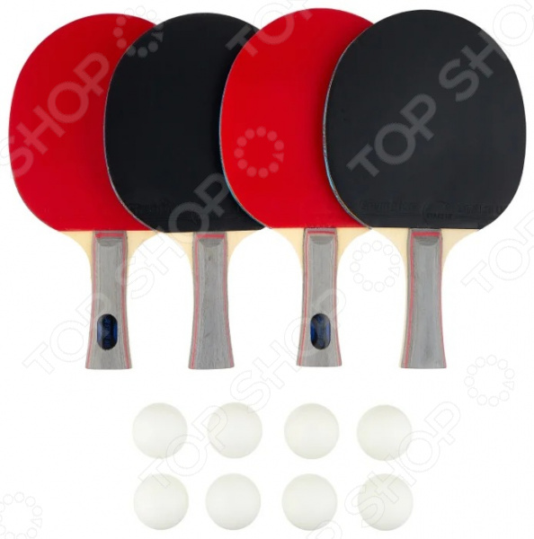 Набор для настольного тенниса Start Up BB02/1 star 1