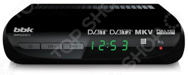 Ресивер BBK SMP022HDT2