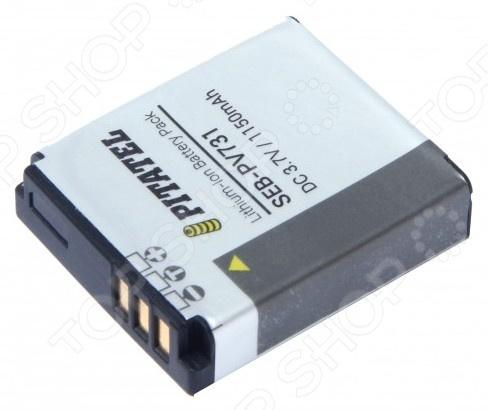 Аккумулятор для камеры Pitatel SEB-PV731 для FujiFilm FinePix F20/F40/F45, 1150mAh