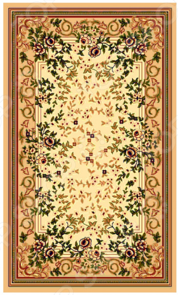 Ковер Kamalak tekstil УК-0462 ковер kamalak tekstil ук 0499