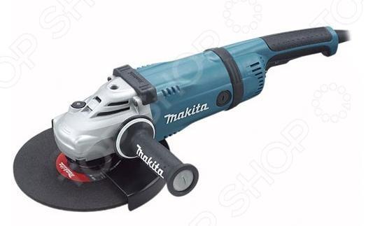 Машина шлифовальная угловая Makita GA9030F01
