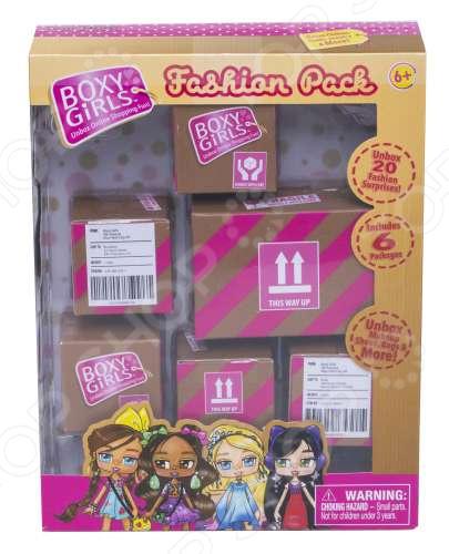 Аксессуары для куклы 1 Toy Boxy Girls