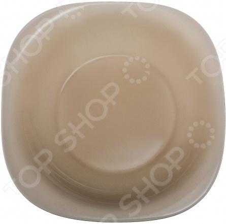 Тарелка суповая Luminarc Carine Eclipse тарелка luminarc carine eclipse 21см глуб стекло