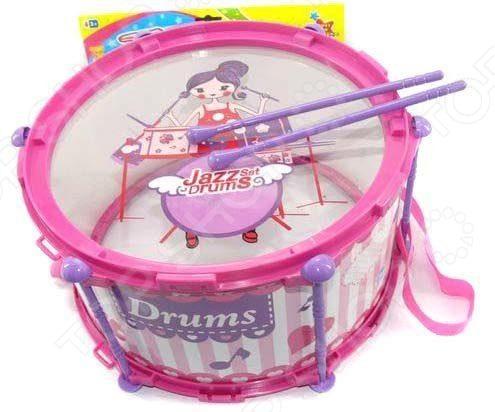 Барабан игрушечный Shantou Gepai JD388B