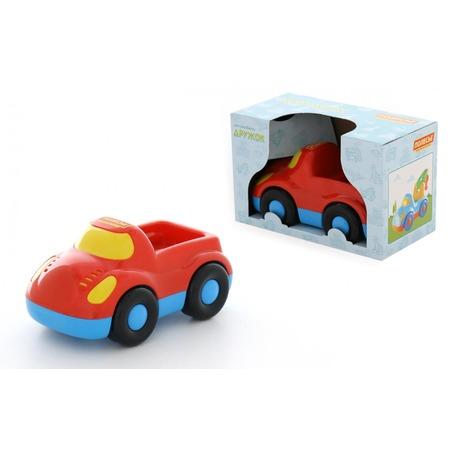 Купить Машинка игрушечная POLESIE «Дружок. Пикап». В ассортименте