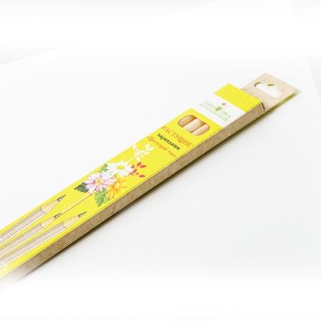 Купить Набор для выращивания Экочеловеки Eco «Растущие карандаши. Цветущий сад»