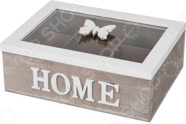 Шкатулка для чая Lefard Home 222-647