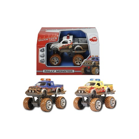 Купить Машинка игрушечная Dickie «Внедорожник с имитацией грязи». В ассортименте
