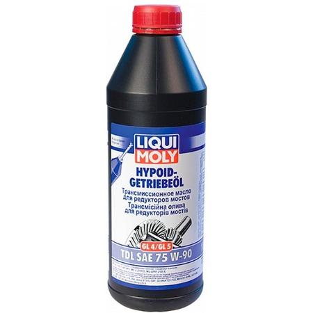 Купить Масло трансмиссионное полусинтетическое Liqui Moly LM-75W90 TDL-1L
