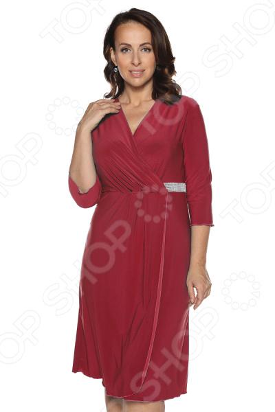 Платье Лауме-Лайн «Нежный цвет». Цвет: бордовый платье лауме лайн царица цвет бордовый
