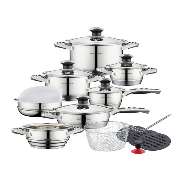 фото Набор посуды «Симфония вкуса». Количество предметов: 19