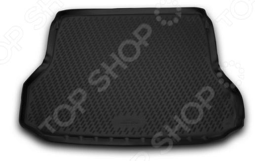 Коврик в багажник Element Nissan X-Trail, 03/2015, внедорожник abs chrome door body side molding trim cover for nissan x trail x trial xtrail t32 2014 2015 2016 2017 car styling accessories