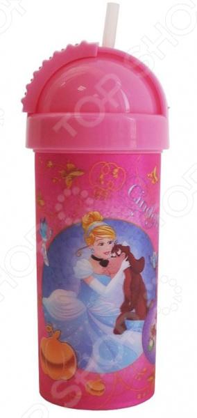 Бутылочка детская Disney Princess. В ассортименте DPPF400-1