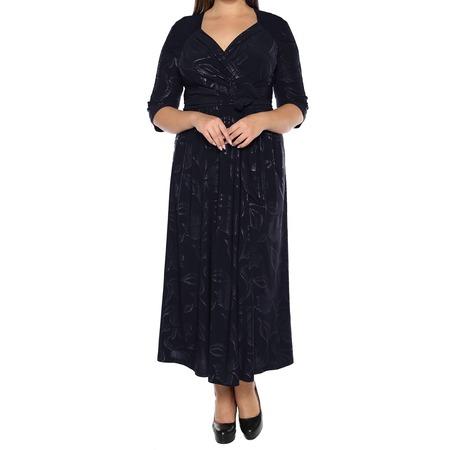 Купить Платье VEAS «Модный показ». Цвет: темно-синий