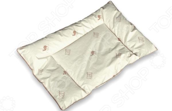 Подушка детская Dream Time с отстрочкой «Верблюжья шерсть»