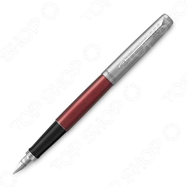Ручка перьевая Parker Jotter Core Kensington Red CT parker ручка шариковая jotter kensington red ct