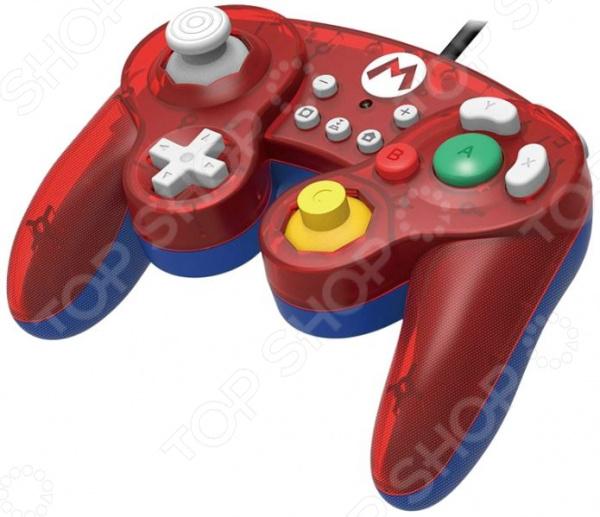 Геймпад HORI Battle Pad. Mario для Nintendo Switch