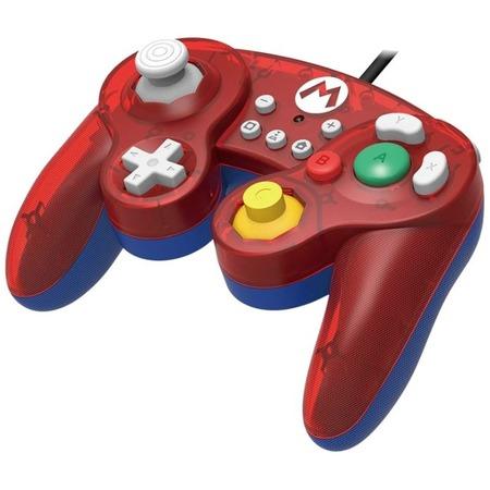 Купить Геймпад HORI Battle Pad. Mario для Nintendo Switch