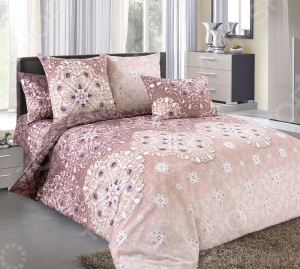 Комплект постельного белья Королевское Искушение «Стайл». 1,5-спальный