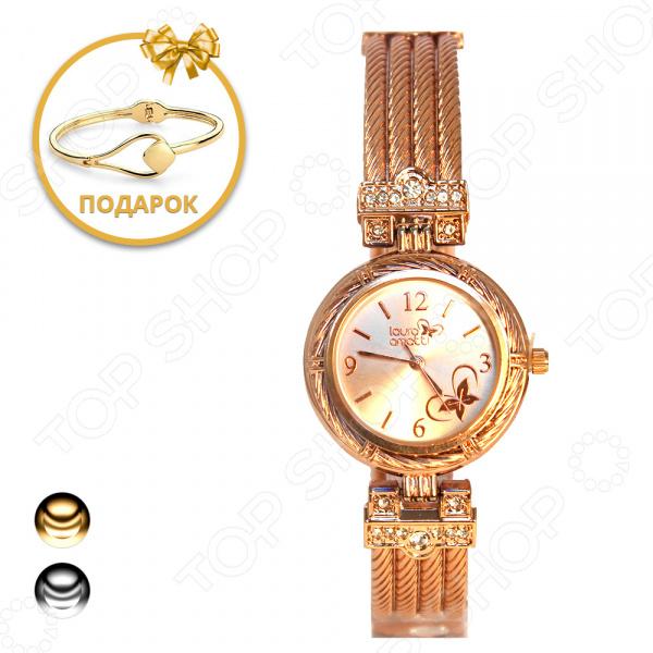 Часы женские Laura Amatti Первая Леди блуза laura amatti лот 1004