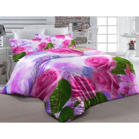 Купить Комплект постельного белья ТамиТекс «Поцелуй»