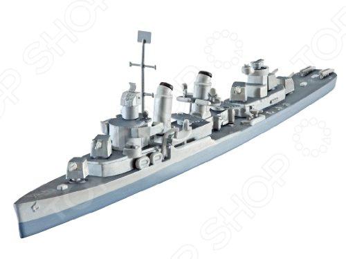Сборная модель морского судна Revell «Эсминец» U.S.S. Fletcher (DD-445) hedonism fletcher