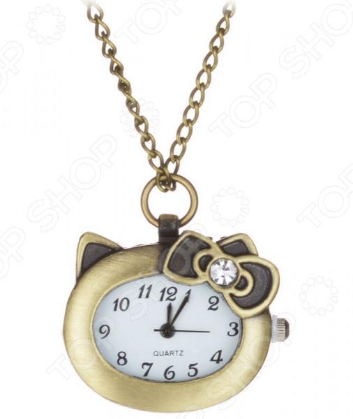 Кулон-часы Mitya Veselkov «Милая Китти» маска сварщика foxweld корунд 2 чикано