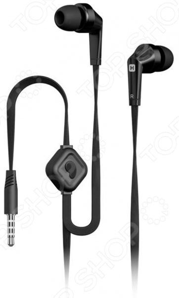 Наушники-вкладыши Harper HV-101 аудио наушники harper bluetooth наушники harper hb 207 black