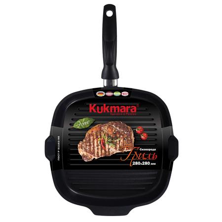 Купить Сковорода-гриль Kukmara «Традиция»