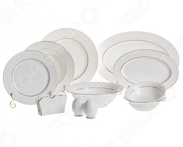 Сервиз столовый Lefard Blanco 264-308