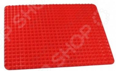 Коврик для выпечки Bradex «Пирамида» коврик силиконовый bradex пирамида цвет красный 41 х 29 см