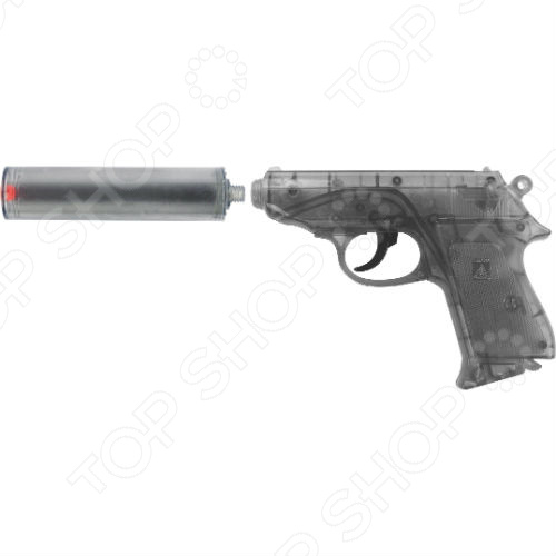 Пистолет игрушечный Sohni-Wicke «Специальный АГЕНТ PPK»