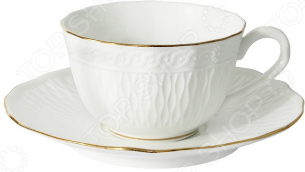 Чайная пара Colombo «Бьянка»