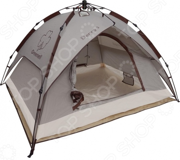 Палатка с автоматическим каркасом NOVA TOUR «Дерри 3»