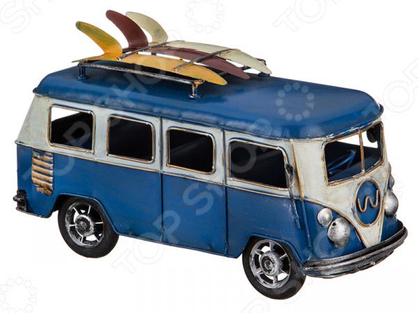 Фигурка декоративная «Автобус» 784-123
