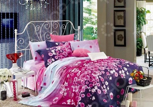 Zakazat.ru: Комплект постельного белья «Лаванда». 1,5-спальный
