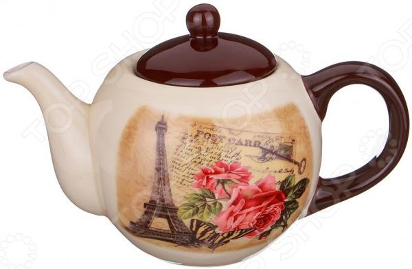 Чайник заварочный Agness «Париж» 358-1148