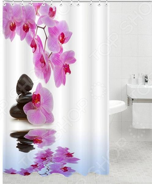 Штора для ванной комнаты Rosenberg RPE-730006