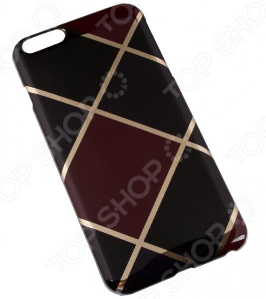 Чехол для iPhone 6/6S Plus Macuus «Клетка большая»