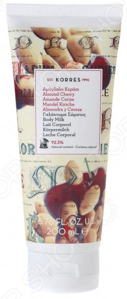 Молочко для тела Korres «Миндаль и вишня» молочко korres молочко для тела korres