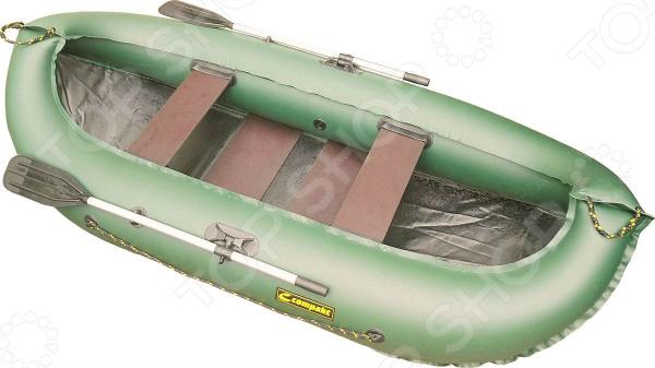 Лодка надувная Leader «Компакт-260»