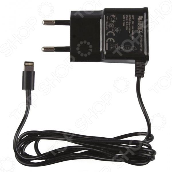 Устройство зарядное сетевое LP 2,1 А для Apple 8 pin зарядное устройство canon lc e12e original для lp e12