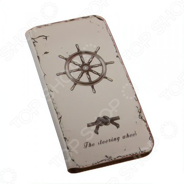 Чехол для телефона для iPhone 6/6s Plus History «Штурвал и морской узел» аксессуар чехол ipapai для iphone 6 plus ассорти морской