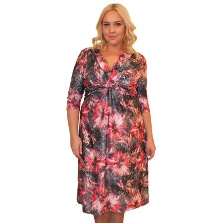 Купить Платье Klimini «Климента». Цвет: красный