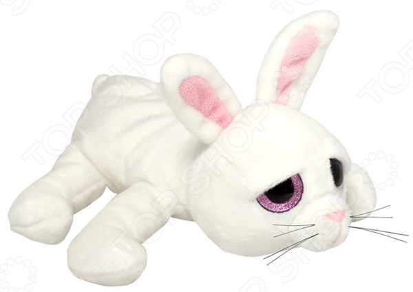 Мягкая игрушка Wild Planet «Кролик белый» wild planet bulk wild tuna