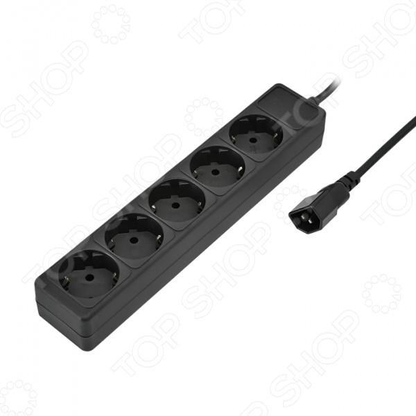 Фильтр сетевой Sven Special base SV-00545 аккумулятор для ибп sven sv645 sv 0222064