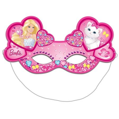 Набор детских масок Росмэн «Барби»
