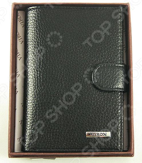 Обложка для паспорта и документов Viron 83039