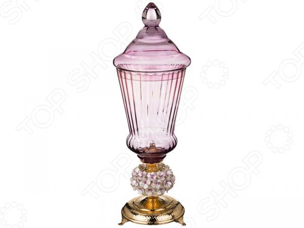 Ваза декоративная Franco 316-1137 вазы pavone ваза хризантема