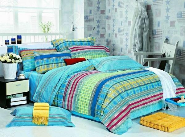 Zakazat.ru: Комплект постельного белья Мар-Текс «Аквамарин». 2-спальный